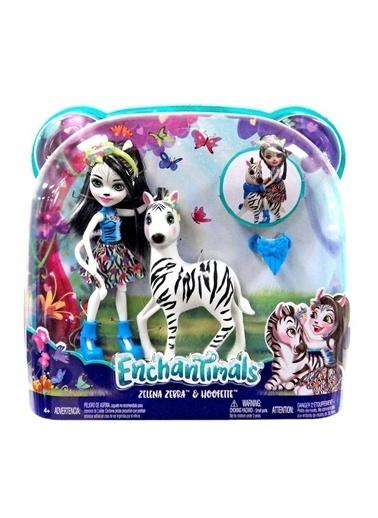 Enchantimals  Bebekleri Ve Hayvan Arkadaşları FKY72-FKY75 Renkli